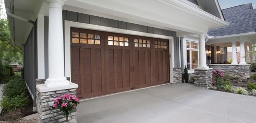 Should I Get a Wooden Garage Doors or Wood Look Garage Doors?